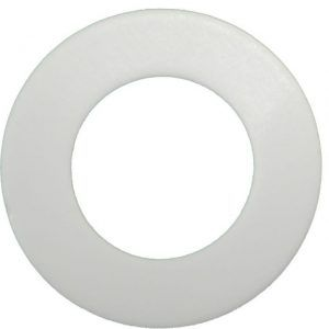 50-0242 - Badger Gasket for 250 Kits (4 oz - 118ml) - Junta para el vaso de 4oz (118ml) de aerógrafo Badger.