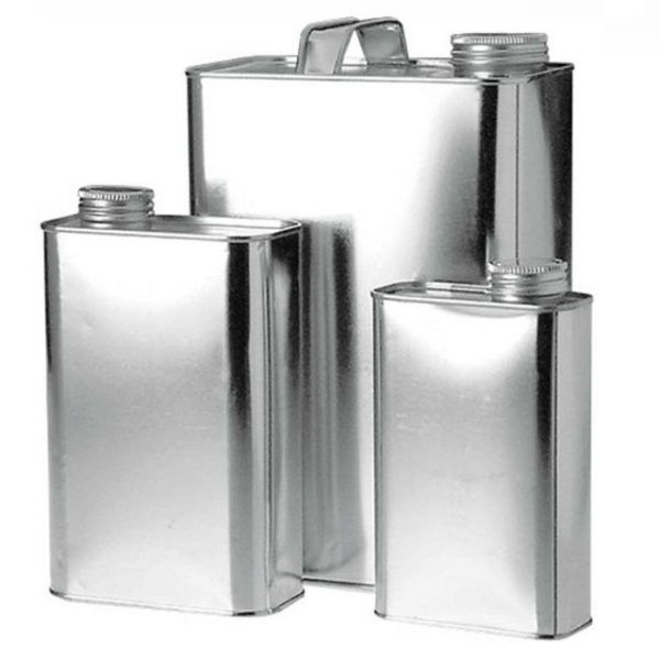 OMC - Oblong Metal Cans - Envases Metálicos Rectangulares